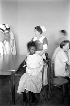 Not published in LIFE. Pilgrim State Hospital, Brentwood, NY, 1938. Alfred Eisenstaedt's photos from Pilgrim State Hospital in the late 1930s blended clear-eyed reporting with an almost palpable compassion.