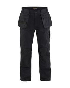 size 50 Large Navy Blue Men Ankle Pants Cotton Trousers Chore Pants Cargo Pants Factory Heavy Duty Workwear Vintage Utility Pants