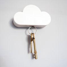 Cloud Magnetic Key Holder