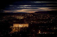Royal castle in Oslo, Norway by John Einar Sandvand on 500px