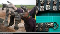 Medieval Knight, Medieval Art, 14th Century Clothing, Unique T Shirt Design, Metal Detecting, Leather Harness, Doll Maker, Parks And Recreation, Ancient Civilizations