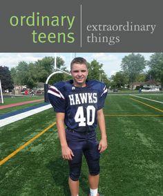 Ordinary Teens Doing Extraordinary Things - Jacob McFeeters - Face Forward Columbus