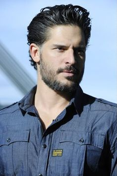 Joe Manganiello; I have never seen an unflattering photo of this man. Tux, suit, shirt, no shirt...he's perfection!