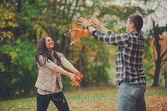 Autumn Engagement Session
