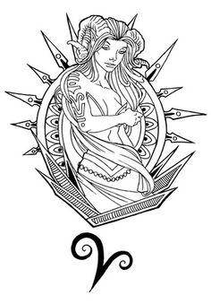 35 Free but awesome aries tattoo designs for your inspiration + the meaning of aries tattoos. Aries Symbol, Aries Sign, Libra, Ram Tattoo, Lion Tattoo, Zodiac Sign Tattoos, Aries Tattoos, Widder Tattoos, Tattoo Samples