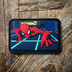 Deadpool Parody Embroidered Hook Patch Acu Camo This is What Awesome Looks Like