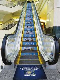 guerilla advertising ideas - Google Search