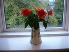 Roses by the Window  #Songwriter #Yvonne Hendrickson #Margene Wiese-Baier # Sunwhisp Song written by #Yvonne Hendrickson at # www.inspiredsongs... Promotion by mailto:#designsby... #Video by mailto:#doingmusi... #Margene Wiese-Baier #Sunwhisp