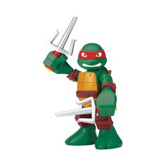 Tortues Shredder Half-Shell Heroes Talking Tech Figure