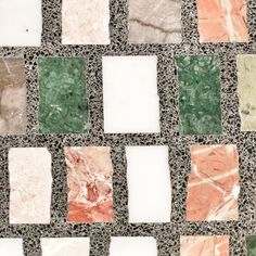 Marble and Terrazzo
