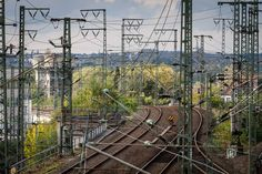 #Dortmund #Bahn #Gleise #Dorstfeld