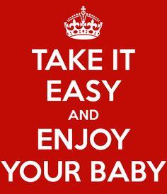 Keep calm and enjoy your baby -Perché godersi la maternità fa bene al bambino, alla mamma e alla società - Mogli & Mamme per Vocazione