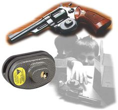 1971 - Master Lock introduced its first gun lock, number 90