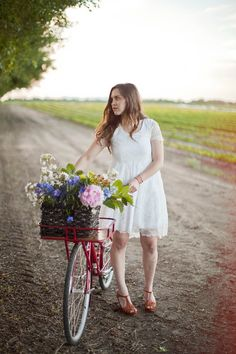White Lace Dress  Wedding Dress  Summer Dress by TeakaMarie, $115.00