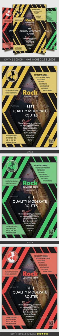SunGlasses Fashion Store Flyer Template Flyer template, Store - harmony flyer template