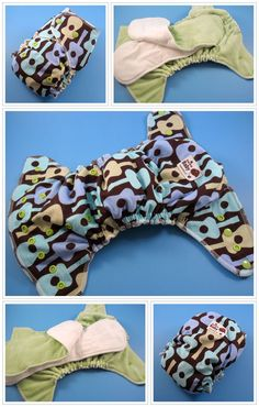 Baa Baa Baby Fitted Diaper Pattern Sewing Patterns For Baby
