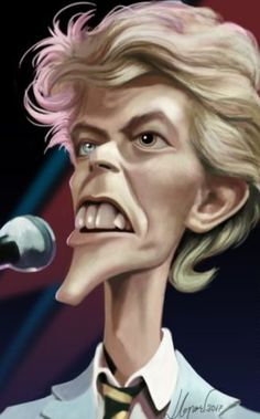 ~ David Bowie