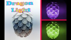 DIY Dragon Light with Plastic Bottle - Home Made - Easy DIY Ideas