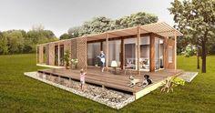 Deze gezinswoning hebben we samen met één van onze eerste klanten ontwikkeld. Alles wat je van een huis verwacht, op 100m2.