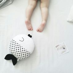 Wanda the fish // pinch • toys