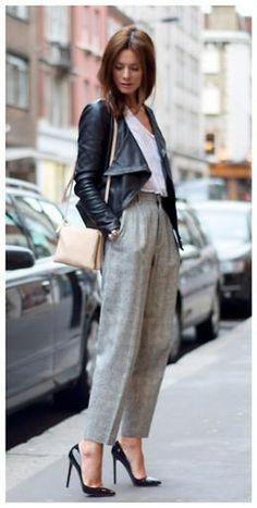 high waisted pants | Tumblr