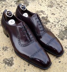Perfect Adelaide..... Yep, get 2 pair, 1 brown/cordovan and 1 black.   Get the shoe trees too.  If you can't afford the trees you can't afford the shoes.