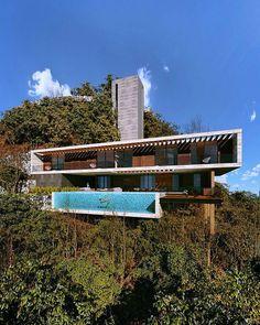 "Amazing Architecture on Instagram: ""Casa Vistas del Ángel Diseño ARQUITECTUM Vía : @uli.arquitecto #mexico #rendercontest #archiviz #3dmax www.amazingarchitecture.com ✔️…"""
