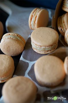 Buttercream French Macaroons | Recipe | French Macaroons, Macaroons ...