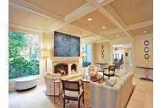 Cozy Living Room Space - Home and Garden Design Idea's