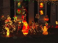 Tour the Best Holiday Lights in Port Washington-Saukville Area - Port Washington-Saukville, WI Patch