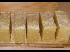 Homemade Soap Recipes, Home Made Soap, Soap Making, Diy And Crafts, Handmade, Youtube, Food, Clever Tips, Make Soap