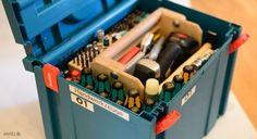 Werkzeugeinsatz für Systainer