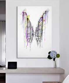 Love this This City Sleeps Gallery-Wrapped Canvas on #zulily! #zulilyfinds