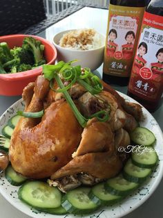 Soy Sauce Chicken by TAGlicious using Feng He Garden Soy Sauce best