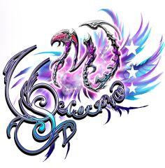 images of tattoos scorpio | Scorpio Tattoo - Free Download Tattoo #1378 Scorpio Tattoo With ...
