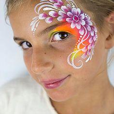 Professionell Ansiktsmålning till barnkalas och event  i Stockholm, Uppsala och Örebro