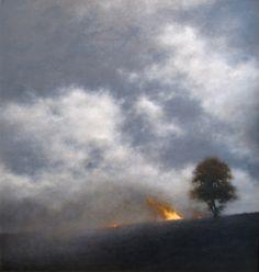 Andrew Crocker Oil on canvas