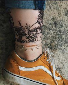 Dope Tattoos, Dream Tattoos, Pretty Tattoos, Mini Tattoos, Leg Tattoos, Beautiful Tattoos, Body Art Tattoos, Small Tattoos, Makeup Tattoos