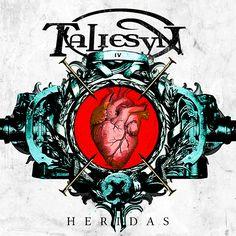 """""""Heridas"""" es el nuevo trabajo de TALIESYN que publicará en CD y en Vinilo LP con edición De Luxe Coleccionista, escucha el Teaser Álbum"""