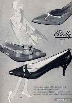 Bally (Shoes) 1958