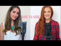 "Ariana Grande ft Nicki Minaj - ""Side To Side"" Cover by Red & Esmee Denters"