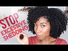 Stop Excessive Hair Shedding + Hair Loss FAST! How To Tea Rinse | Natural Green Tea - YouTube