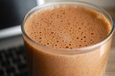 Hot Chocolate Protein Shake   Living on the edge with an EGG in there     12oz (1 1/2 cup) milk     1 large pastured egg     1 rounded scoop unsweetened vanilla or plain whey protein powder    2 tablespoons unsweetened cocoa powder     1/2 teaspoon vanilla extract 1 1/2 tablespoon raw honey or other sweetener of your choice ...see page for directions
