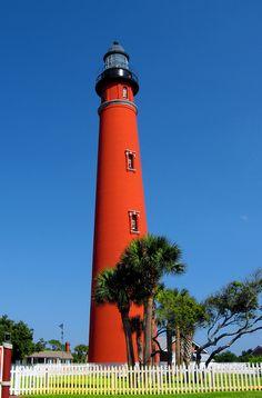 Lighthouse: Ponce de Leon Inlet, Florida / flickr photo sharing