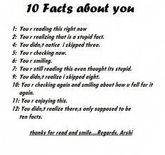 I thought all this was true on the list