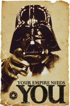 Your Empire Needs You!!!