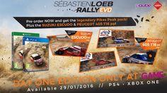 Sebastien Loab Rally Evo Almost Here!