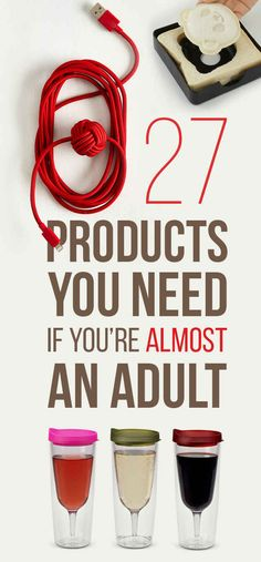 27 Lazyish Products You Need If You're Almost An Adult