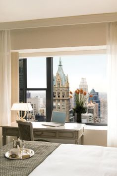 Spectacular Central Park Views from The Helmsley Park Lane ...