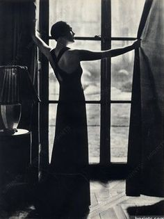 Man Ray. Madeleine Vionnet 1933. Comtesse de Beauchamp.